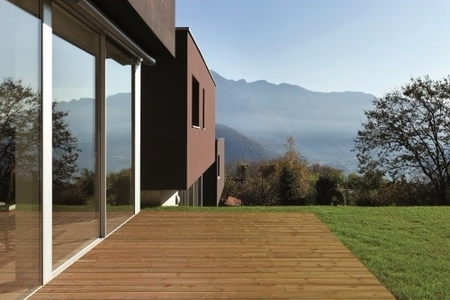 LAME TERRASSE 27X145mm Norsilk